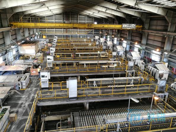 Metso filter press